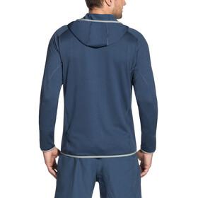 VAUDE M's Tekoa Fleece Jacket fjord blue